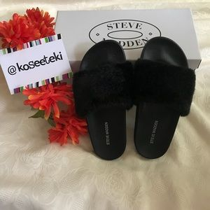 Steve Madden Softy Slide Sandal